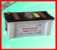 12 VOLTA DRY CHARGED Car Battery DIN180 12V180AH