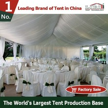 White Color Elegant Outdoor Winter Party Tent for Sale UAE