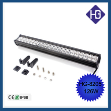 Generic 144w offroad Motorcycles Led headlight Spot Flood Light Lamp LED Work Light Bar