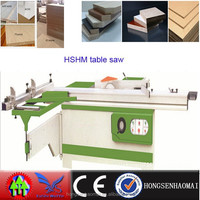 sliding table saw with roller guide/portable saw machine