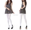 Women's White Velvet japanese legging sex ladies free pantyhose stockings