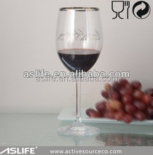 ASG3119G-540ml/19oz High class restaurant drinking ware the red wine crystal glass!elegant 540ml red wine glass