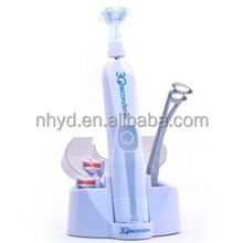 2015 new design 30 second smile electric toothbrush