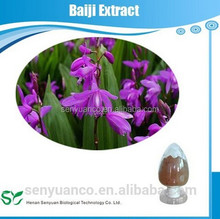 bletilla Chinese medicinal herb,Rhizoma Bletillae,baiji,