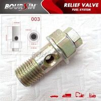 overflow valve screws/14MM/without filters/head has screw