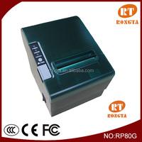 80mm ESC/POS 250mm/s billing machine for supermarket RP80G1