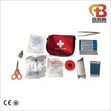 red mini first aid kit/cheap mini first aid kit/custom mini first aid kit-WA01