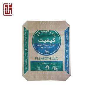 A prueba de humedad laminado 25 kg 40 kg 50 kg de cemento precio por bolsa