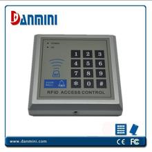 Access control Kit,EM keypad access control+power+Electric Lock+exit button +ID key fob