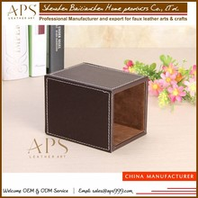 Hot Sales office leather pen holder, office promotion gift/promotion item/promotion office accessories