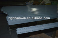 Powder Coated Steel Slotted Angle
