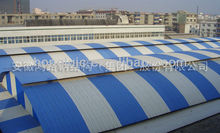 High quality PVC corrugated plastic roof sheet/sheets roofing
