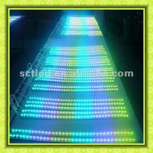 2012 new promoted 48 SMD leds led rgb digital tube light