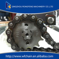 good performance sprocket chain motorcycle