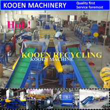 the best selling pet plastic recycling cleaning line