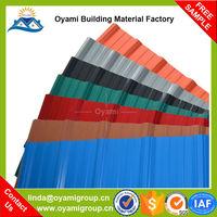 Imitation Marble Design Light weight galvanized roofing sheet