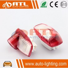 Super bright elegant high class mold new car led for lexus door light