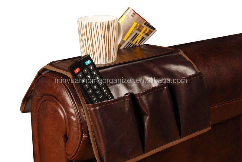 4 Pocket Brown Sofa Couch Arm Rest Remote Control Caddy  : HTB1YKHGVXXXXasXpXXq6xXFXXXW from alibaba.com size 800 x 536 jpeg 66kB