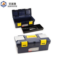 plastic hand tool box for electrician