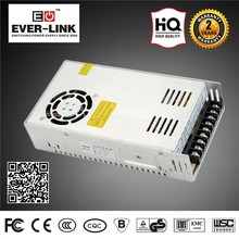 AC DC Power Converter CE RoHS approved SMPS Single Output boost led driver
