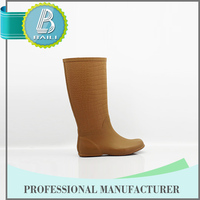 Useful Environmental Waterproof five toe rubber shoes