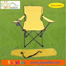 Folding chair for outdoor camping