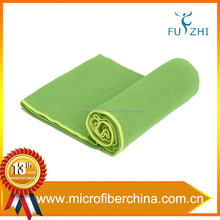 BEST SELLING Custom Logo Printed Microfiber Sports Gym Swimming Towel