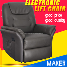 Luxury PU Leather Recliner Sofa Massage Chair Swivel Heated Rocking Gaming Swivel Chair Nursing Cinema Chair