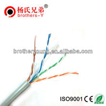 shenzhen brother young cat5e utp cable for network