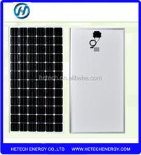 Best standard 290W monocrystalline solar panel price india