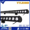 Y&T 2015 new hot product battery operated led light bar, led stage bar light 4WD auto parts LED light bar for TOYOTA