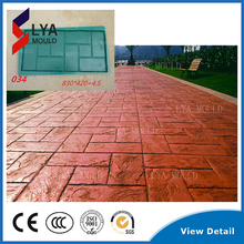 many colors and shapes grade level rubber concrete underlay