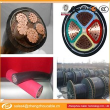 different types of cables/electrical cable types/pvc cable