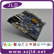Best selling S802 quad core display mainboard for ticket calling unit