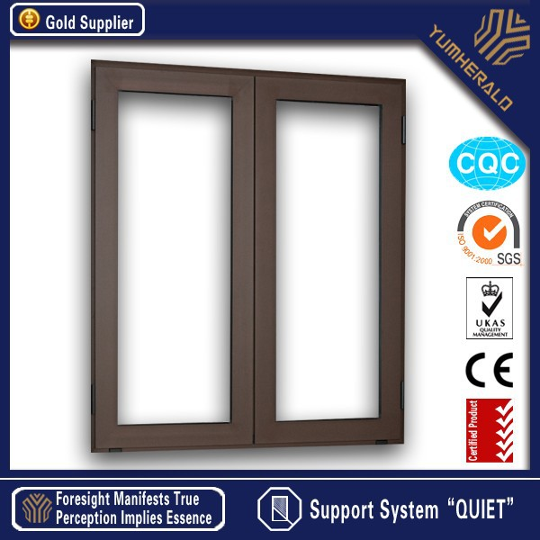 Hot sale good quality large glass windows for residential for Large house windows for sale