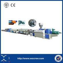Zhoushan Screw and PVC Pipe Extrusion Line Direct Factory Since 1999