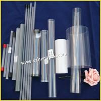 Large diameter acrylic tube see-through plastic tube wholesale