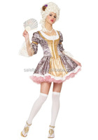 Beautiful caribbean carnival costumes for women cosplay costumes for sale QAWC-5278