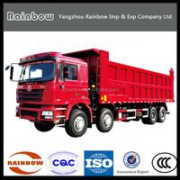 40 tons Shacman dump truck for algeria market