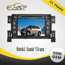 hd dvd OEM for suzuki grand vitara car dvd gps navigation system