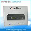 Digital FTA box satellite TV receiver decoder receptor HD VivoBox S926 Plus