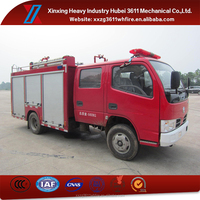 China Manufacturer Hot Sale Emergency Rescue Mini Water Fire Tank Truck