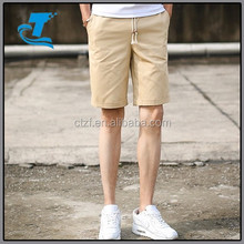 2015 Hottest OEM Concise Fashion Casual lycra men swim shorts