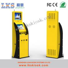 china kiosk manufacturer payment terminal With Antenna