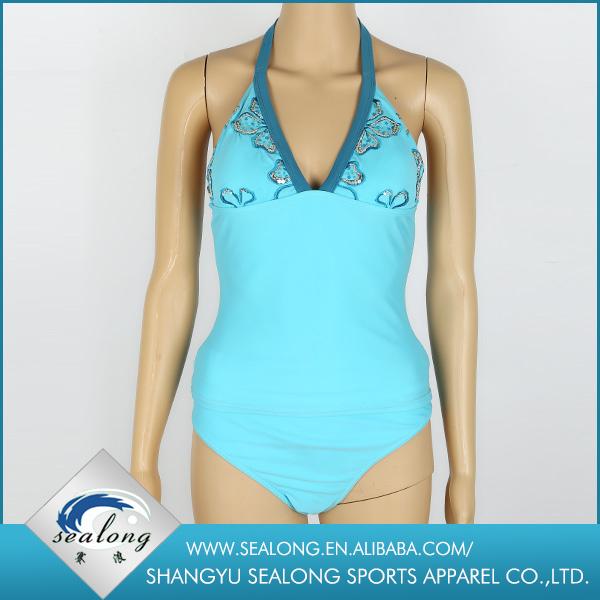 2015 del verano del cuerpo que adelgaza Casual sexy teen mini bikinis traje de baño de látex para mujeres.