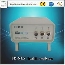 9D NLS diagnóstico dispositivo monitor de la salud digital automático dispositivo