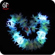 2015 Passionate Cheerleader Glowing Beautiful Flowers Pendant Necklaces