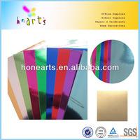 metallic luster paper/metallic paper any size