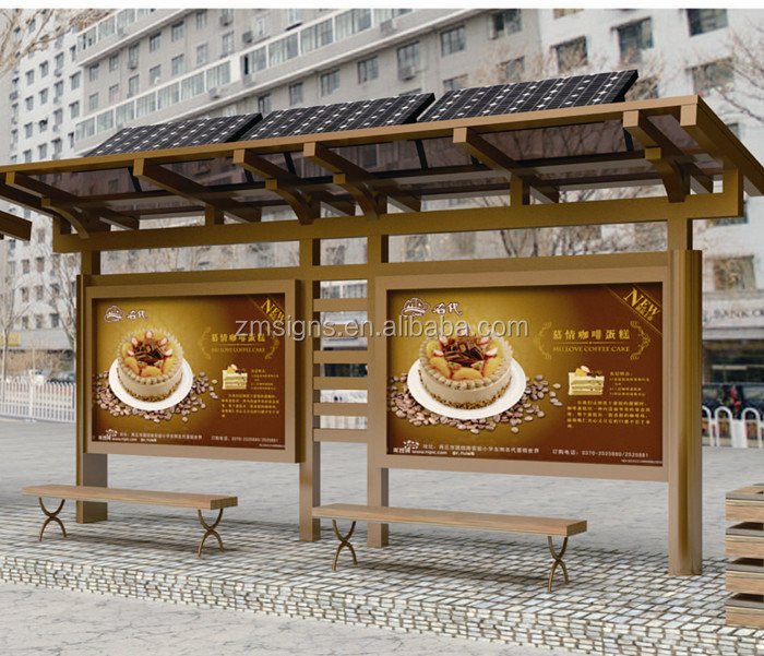 2014 Bus stop design-기타 금속 가구 -상품 ID:1948629506-korean.alibaba.com