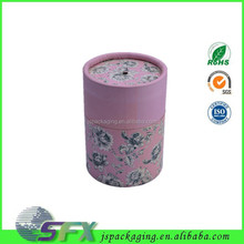 Popular kraft paper packaging for single wine glass box
